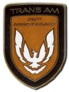 Turbo Trans Am Sail Emblem