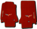 Embroidered Premium Quality Floor Mats