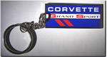 1996 Corvette Grand Sport Special Edition Keychain