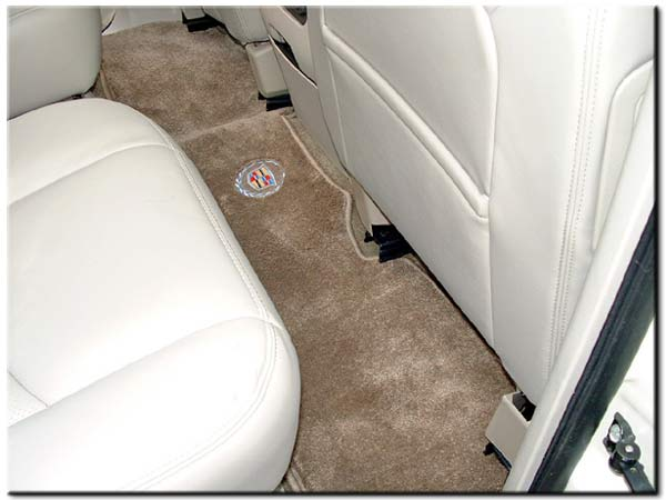 Car Motorsports Cadillac Floor Mats And Logos