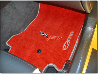 Car Motorsports Chevrolet Floor Mats And Logos